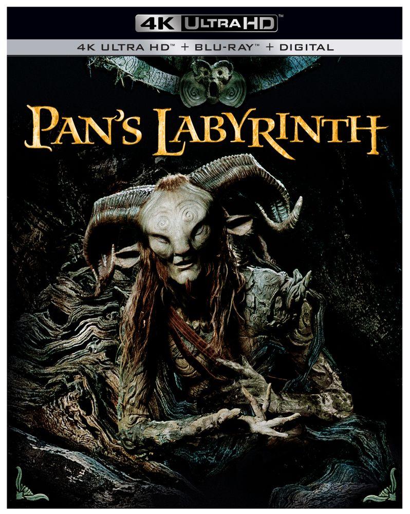 <strong><em>Pan's Labyrinth</em></strong> 4K Ultra HD