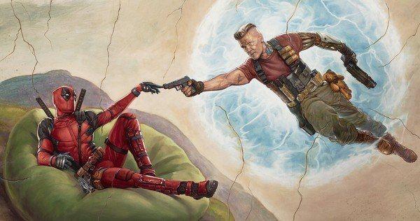 Deadpool Survive Infinity War