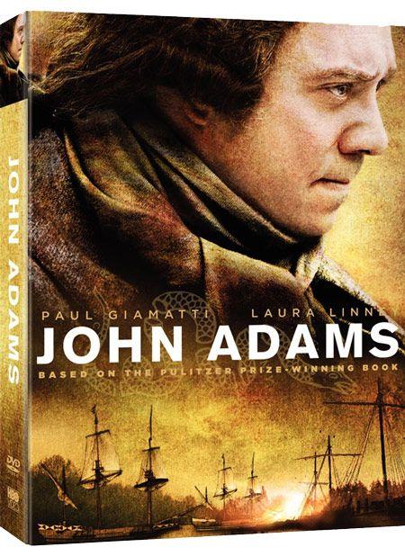 <strong><em>John Adams</em></strong> DVD
