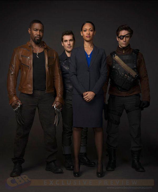 <strong><em>Arrow</em></strong> Suicide Squad Photo 2