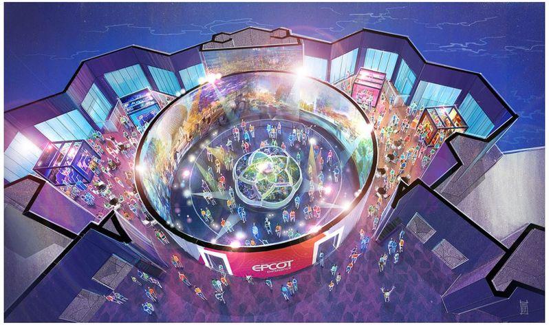 Epcot Disney Parks D23 Expo 2019 #8