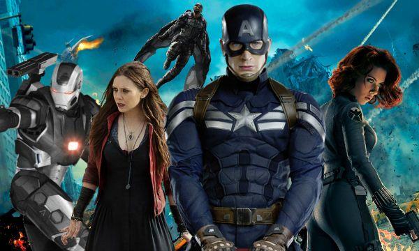 New Avengers Assemble