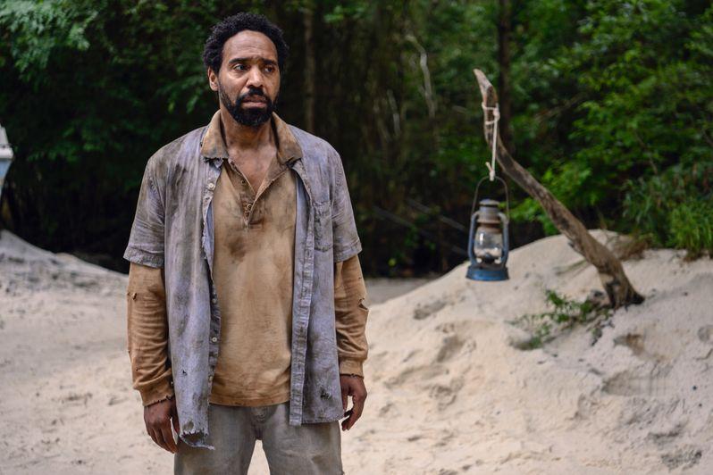 <strong><em>The Walking Dead</em></strong> Season 10 Kevin Carroll as Virgil #2