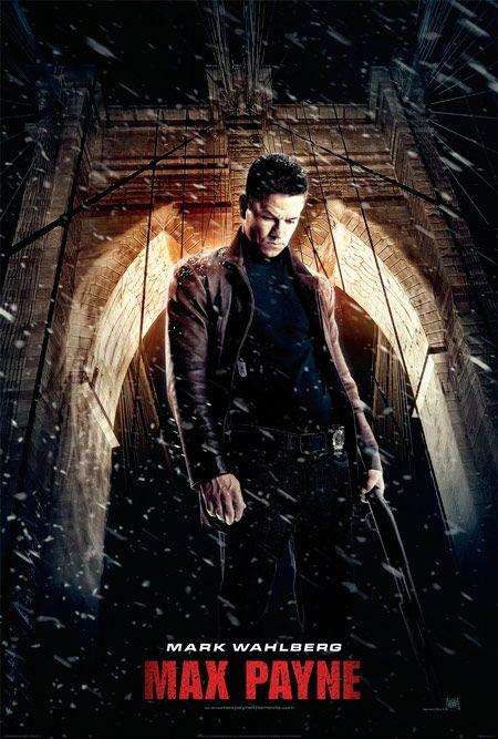 <strong><em>Max Payne</em></strong> International Poster