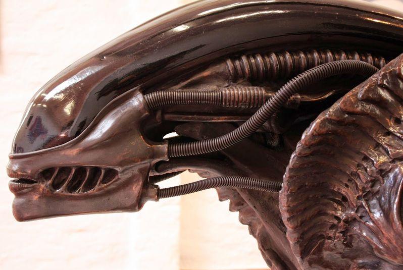 <strong><em>Alien 3</em></strong> Xenomorph lips photo