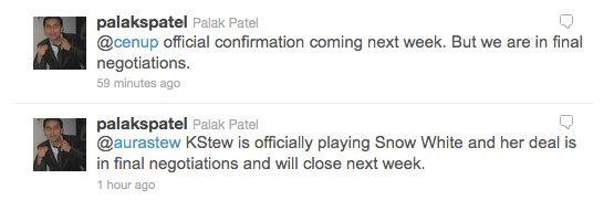 Palak Patel Tweet