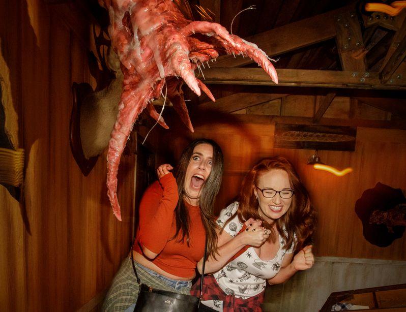 <strong><em>Stranger Things</em></strong> Halloween Horror Nights Maze #2