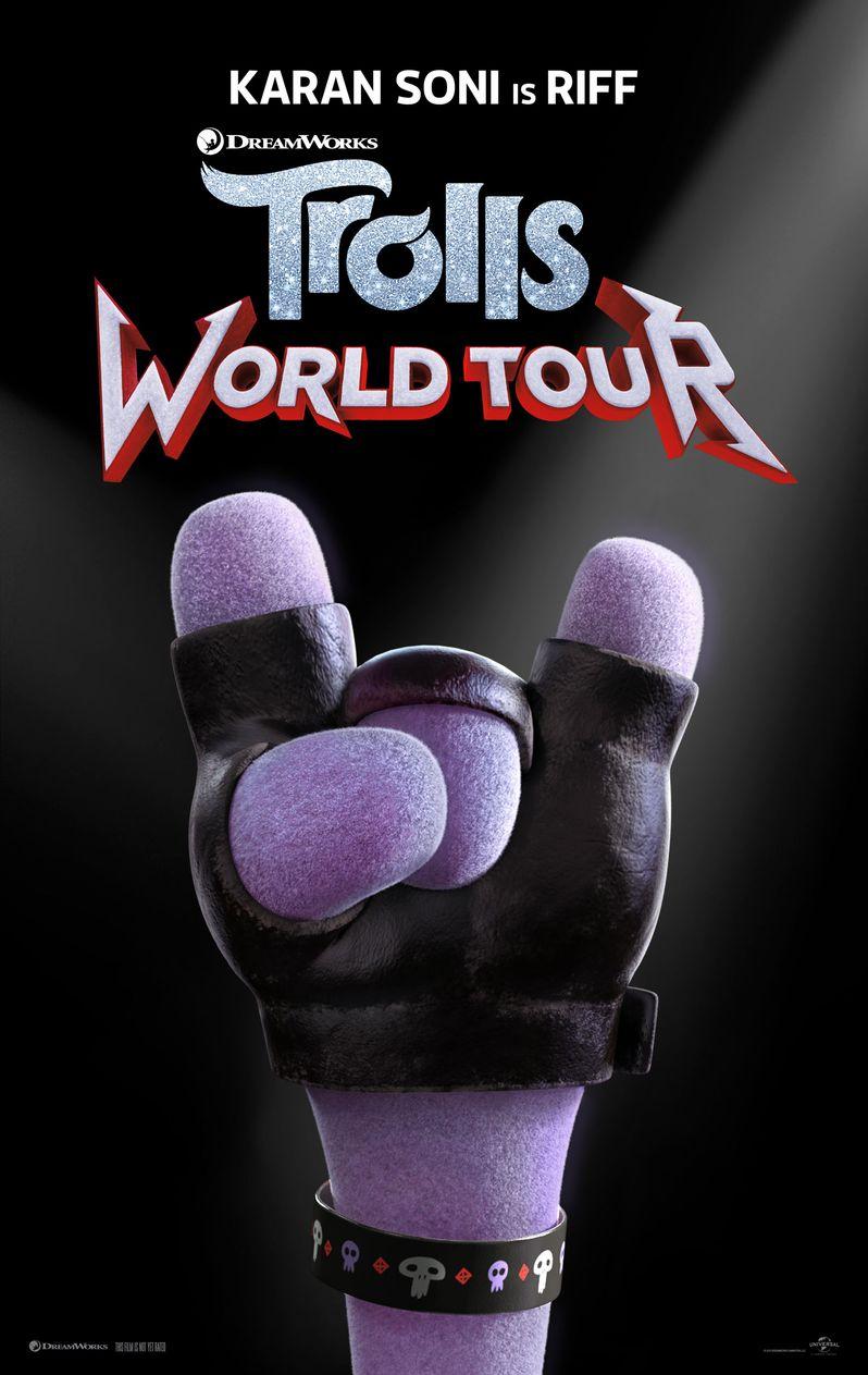 <strong><em>Trolls World Tour</em></strong> poster #17