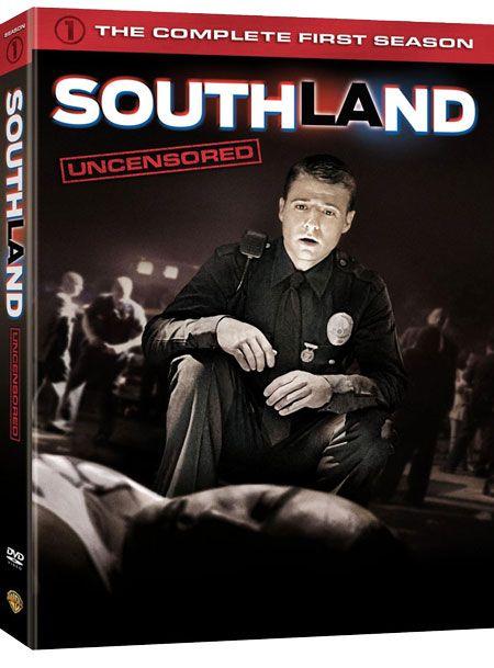 <strong><em>Southland</em></strong> Season 1 DVD