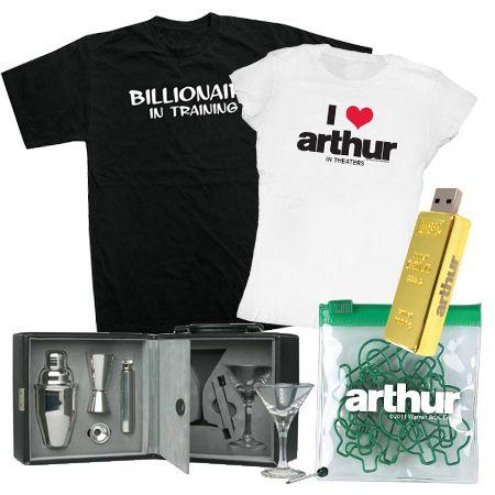 <strong><em>Arthur</em></strong> Contest #1