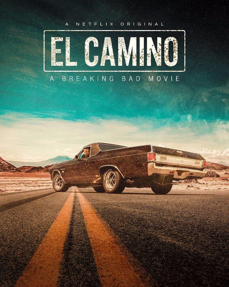 el camino featurette goes behind the scenes of breaking bad 1986 El Camino