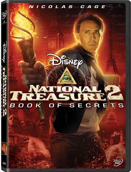 <strong><em>National Treasure: Book of Secrets</em></strong>