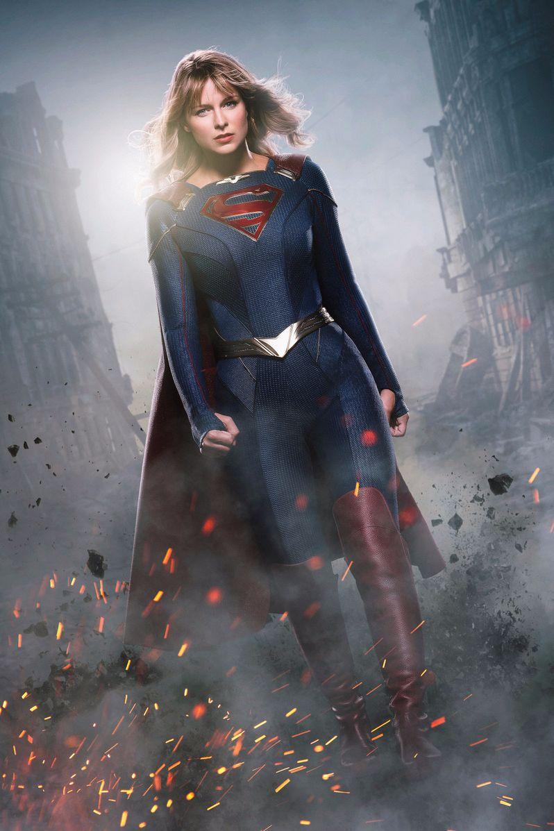 <strong><em>Supergirl</em></strong> Season 5 suit