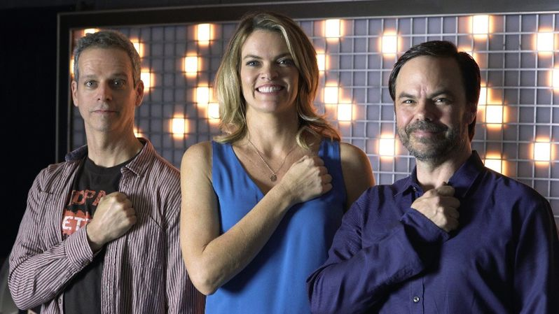 Never Surrender: A <strong><em>Galaxy Quest</em></strong> Documentary image #2