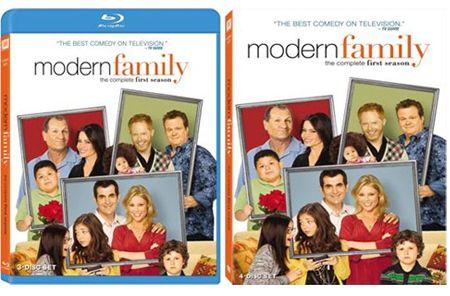 <strong><em>Modern Family</em></strong> DVD artwork