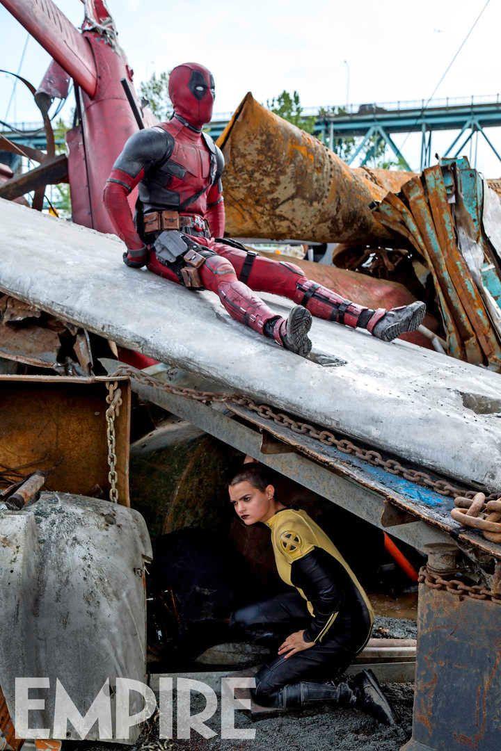 <strong><em>Deadpool</em></strong> 1