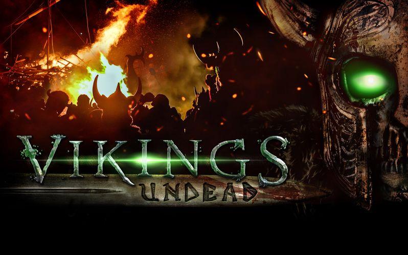 Vikings Undead Scare Zone