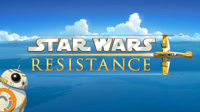 <strong><em>Star Wars Resistance</em></strong> Logo