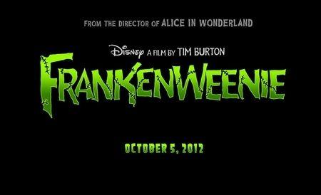 <strong><em>Frankenweenie</em></strong> logo