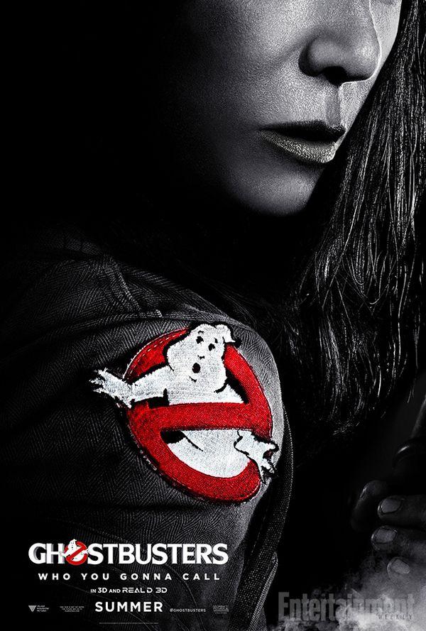 <strong><em>Ghostbusters</em></strong> Kristen Wiig Character Poster
