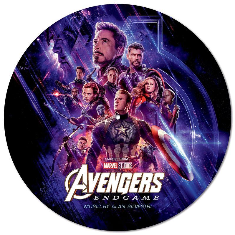 <strong><em>Avengers: Endgame</em></strong> Picture Disc 12