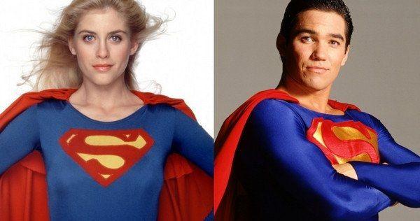 Dean Cain <strong><em>Supergirl</em></strong>