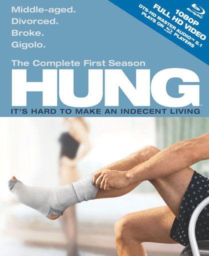 <strong><em>Hung</em></strong> Season 1 Blu-ray