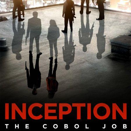 <strong><em>Inception</em></strong> Prequel: The Cobol Job Comic