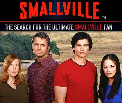 Enter the Ultimate Smallville Fan Contest
