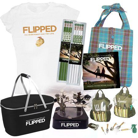 <strong><em>Flipped</em></strong> Giveaway