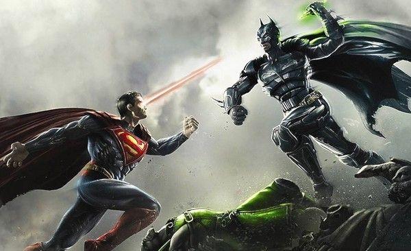 Man of Steel 2; batman vs Superman