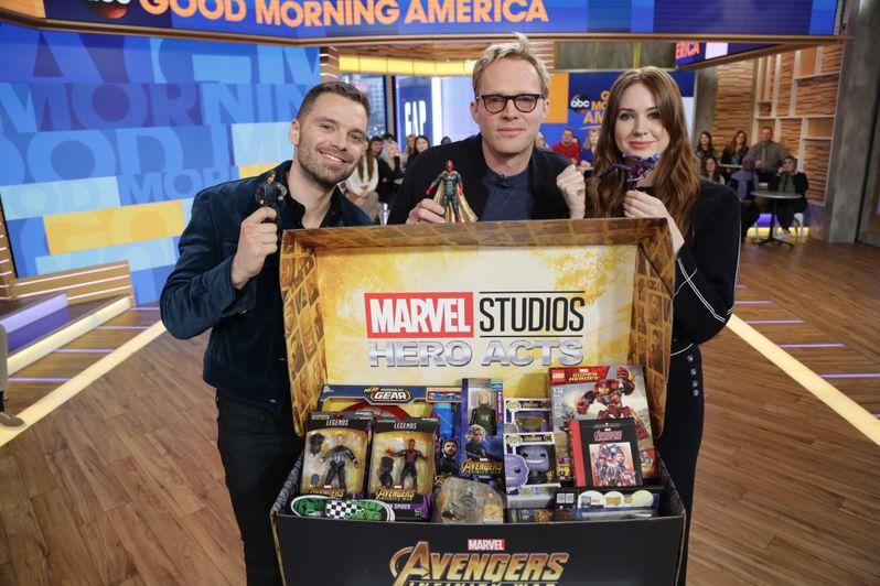Infinity War Cast Marvel: The Universe Unites