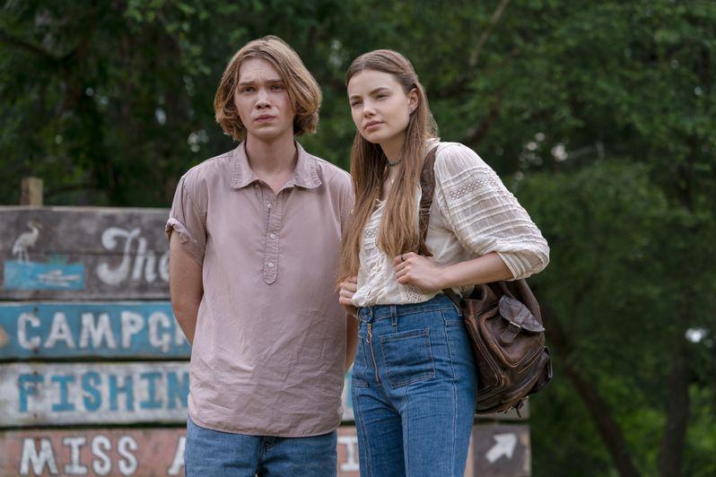 <strong><em>Looking for Alaska</em></strong> on Hulu #2