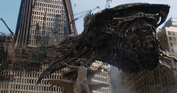 MCU Avengers New York Attack