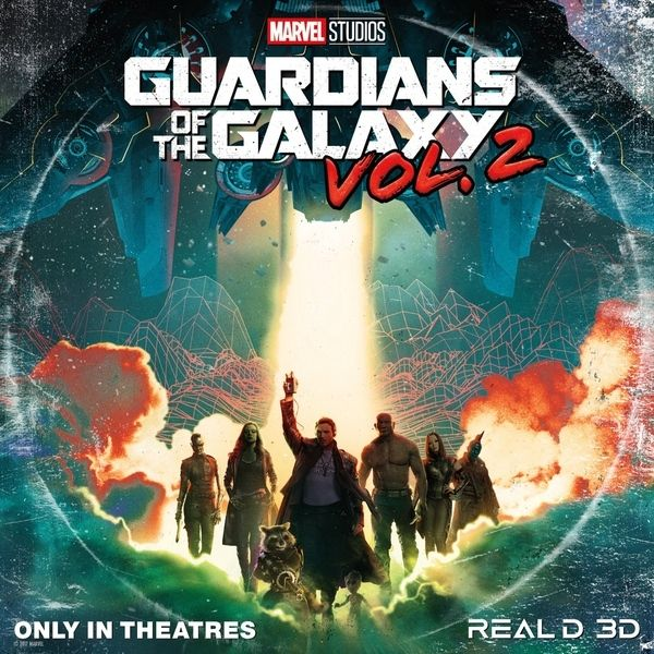 <strong><em>Guardians of the Galaxy Vol. 2</em></strong> Poster