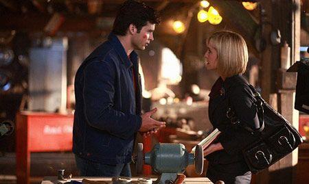 <strong><em>Smallville</em></strong> Re-cap for Episode 7.08: Blue