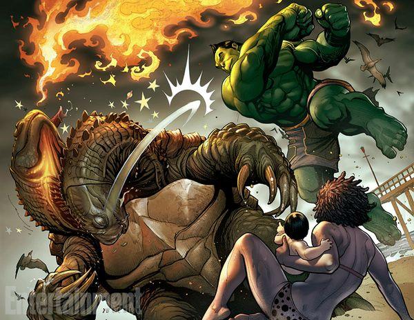 Totally Awesome Hulk Photo 2
