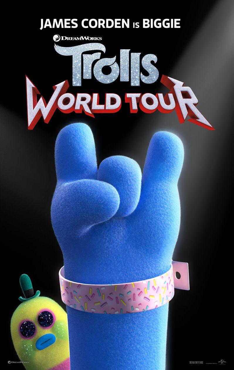 <strong><em>Trolls World Tour</em></strong> poster #7
