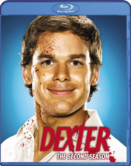<strong><em>Dexter</em></strong>: The Complete Second Season Blu-ray