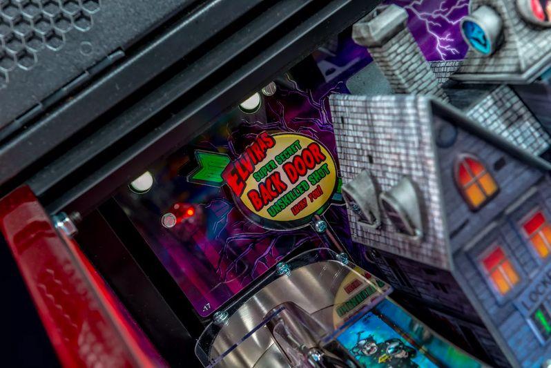 Elvira's House of Horrors Pinball machine by Stern #13
