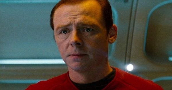 Star Trek 4 Simon Pegg