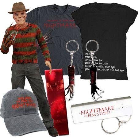 <strong><em>A Nightmare on Elm Street</em></strong> Contest