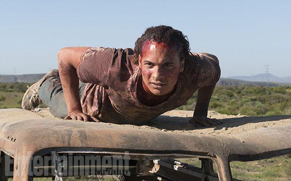 <strong><em>Fear the Walking Dead</em></strong> Season 2 Photo