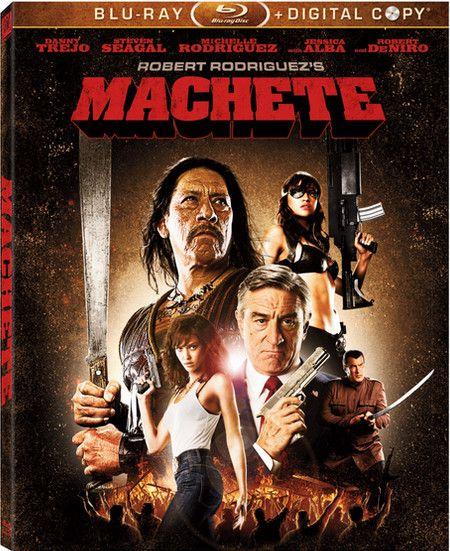 <strong><em>Machete</em></strong> Blu-ray artwork