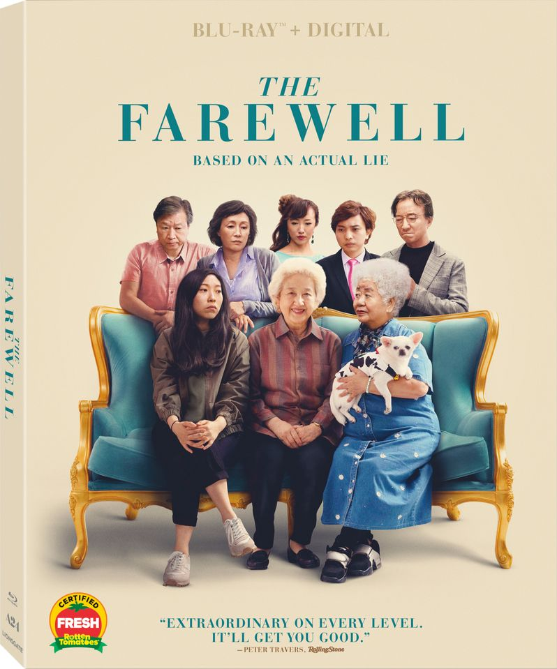 <strong><em>The Farewell</em></strong> Blu-ray