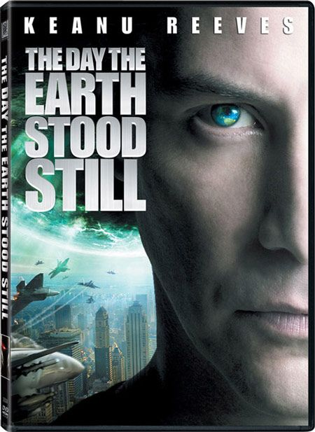 <strong><em>The Day the Earth Stood Still</em></strong> DVD