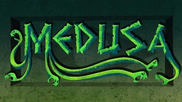 <strong><em>Medusa</em></strong> Logo
