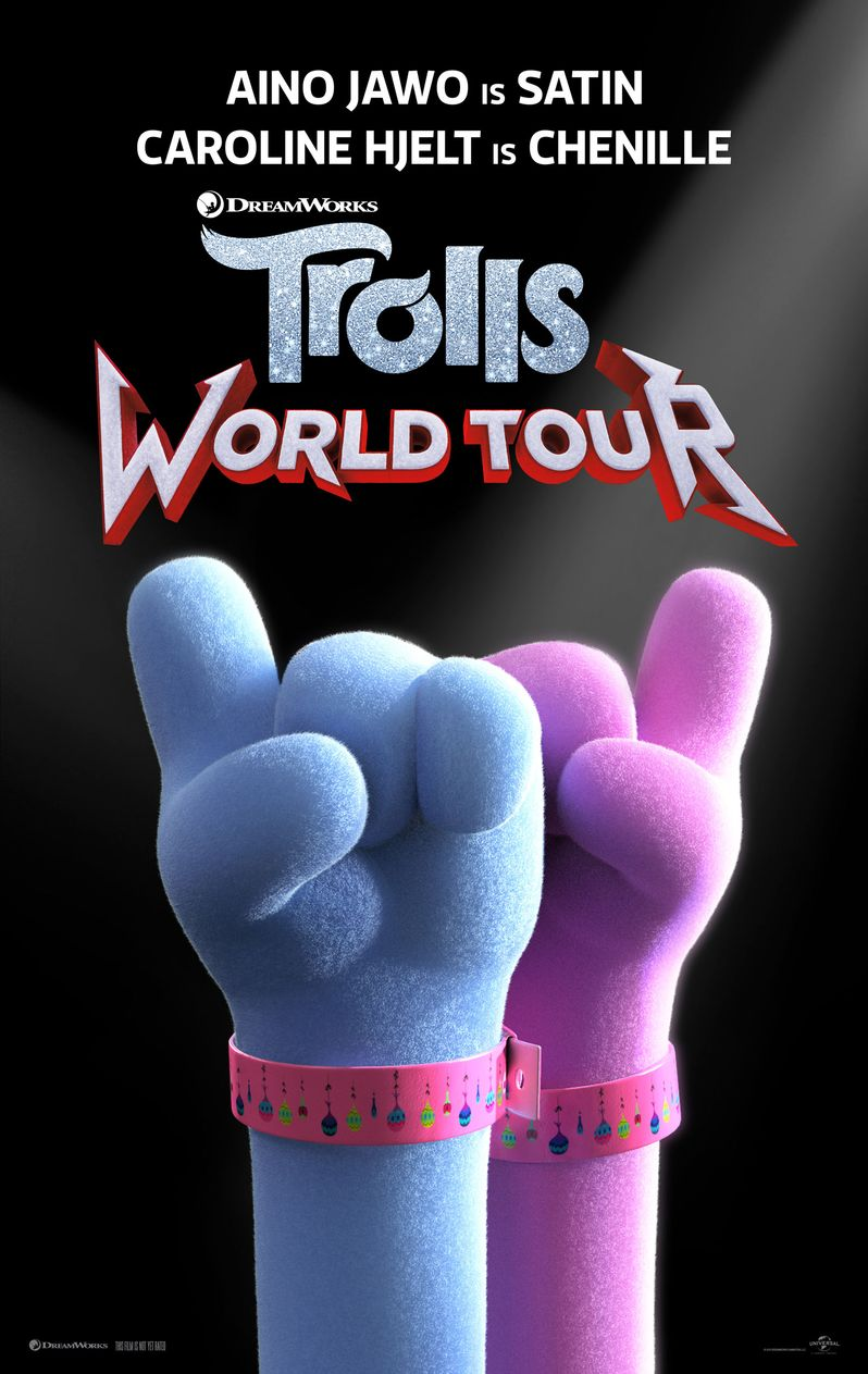 <strong><em>Trolls World Tour</em></strong> poster #11