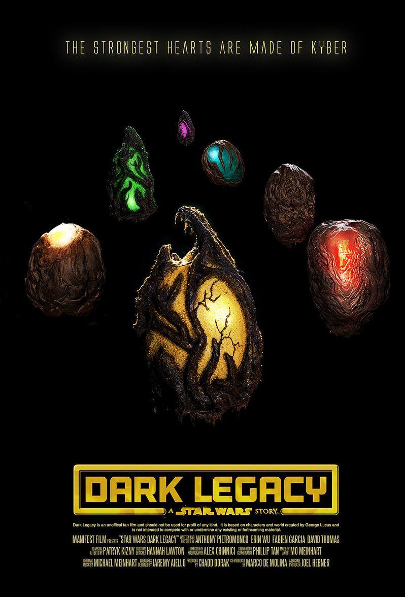 Dark Legacy Kyber Crystal poster