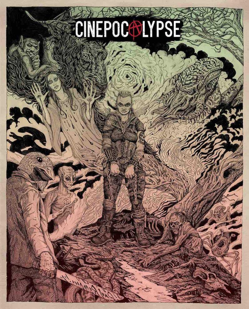 Cinepocalypse poster 2019